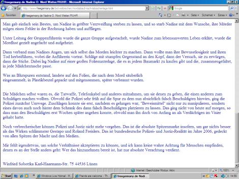 2011 | Skurriles aus dem Internet, Junkies, Trolle und Spammer | Seite 9