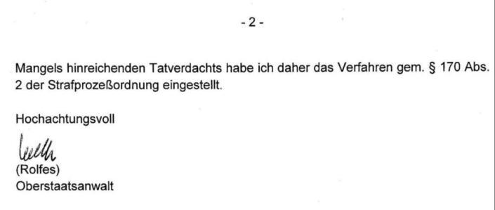 Wahnfried und die Staatsanwaltschaft1002