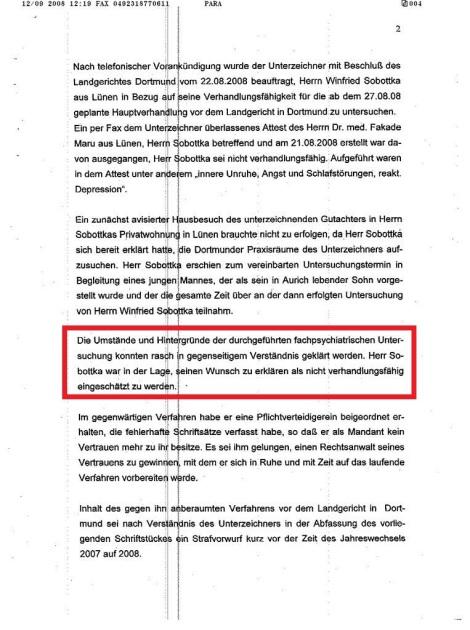 Winfried Sobottka und die Psychiatrie 4a