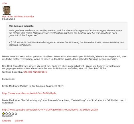 Blog.Beck.de 2013 08.03.-2