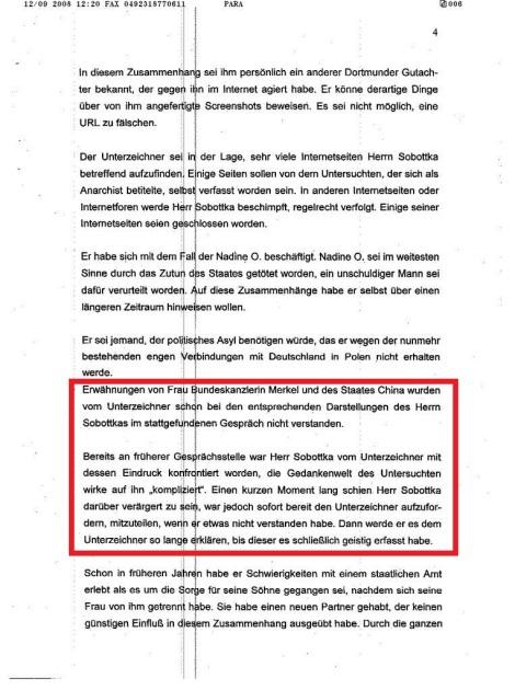 Winfried Sobottka und die Psychiatrie 6a