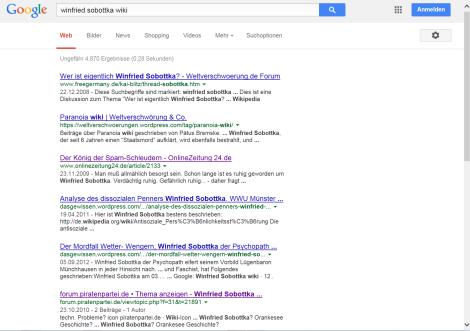 Google Winfried Sobottka Wiki